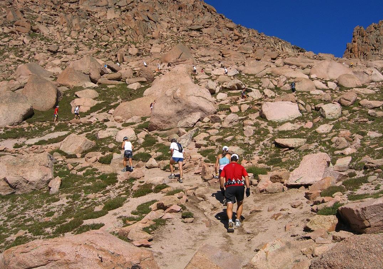 La leyenda del Pikes Peak: el maratón más longevo del mundo