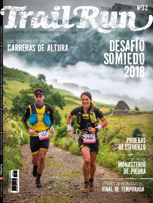 ¡Trail Run 32 ya está en quiosco!