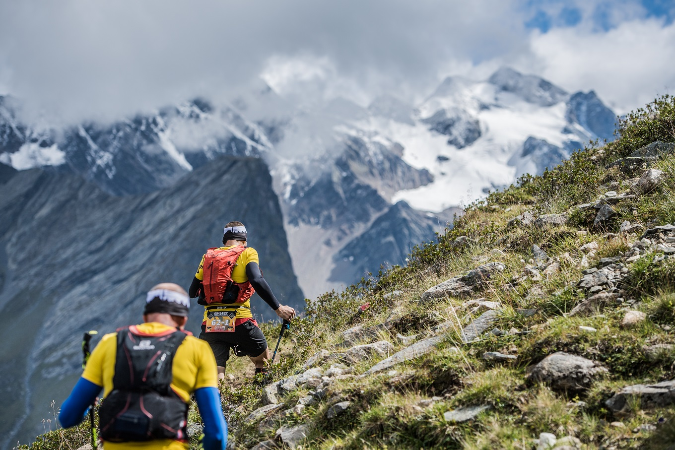 Previa Gore-Tex Transalpine Run: 250 km por los Alpes