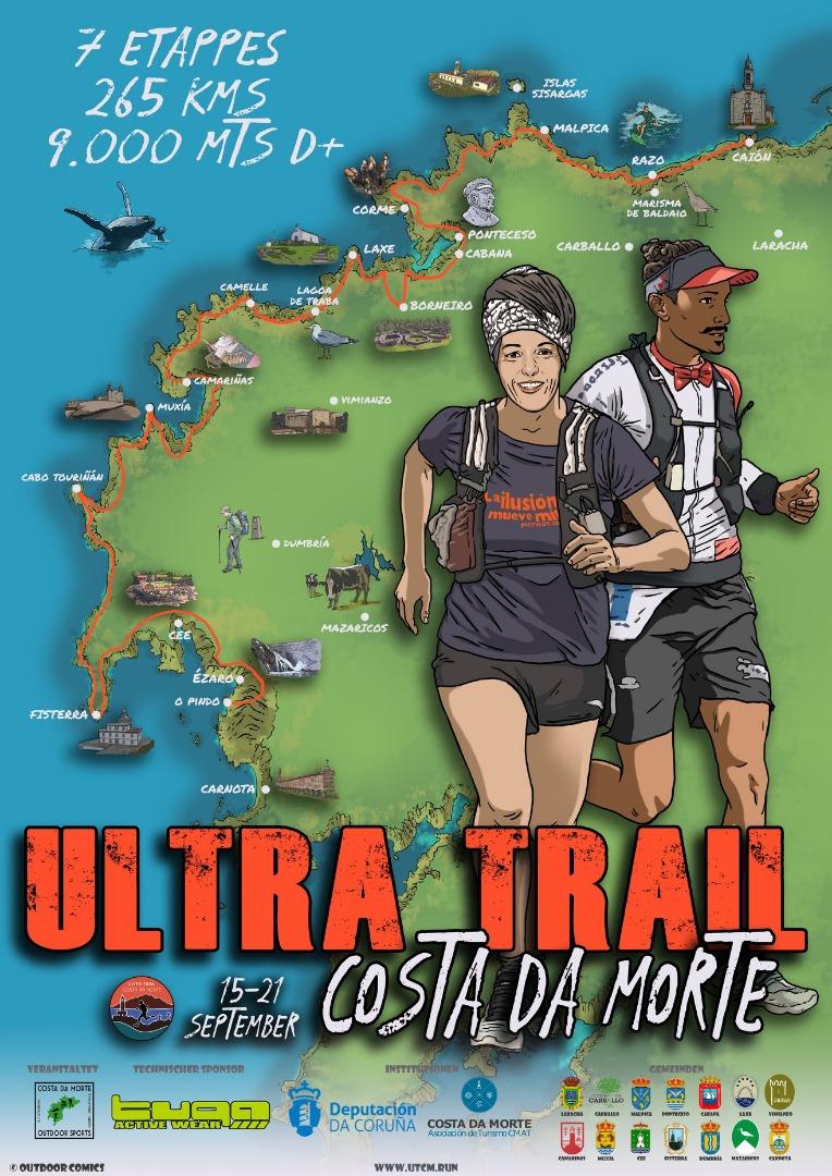 Ultra Trail Costa da Morte, una aventura sin límites