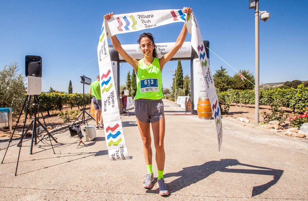 Sabor a vino y tierra en la segunda edición de Ribera Run Race