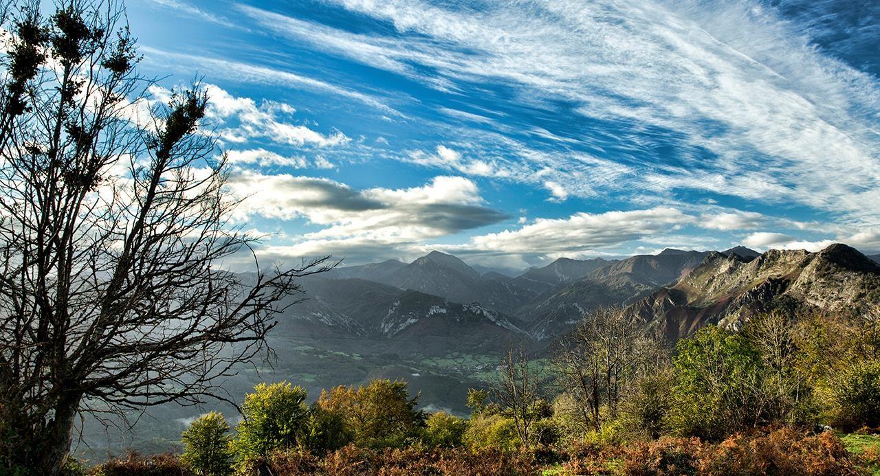 EDP Sobrescobio Redes Trail, el otoño asturiano