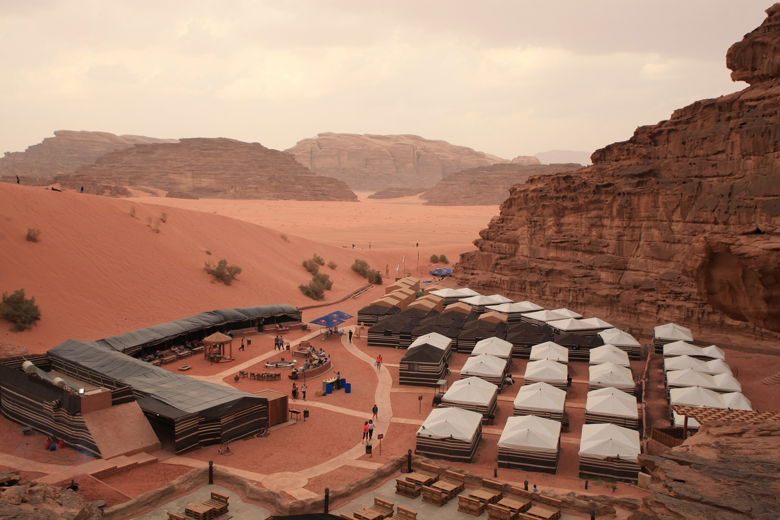 Aventura en Jordania: Full Moon Desert Marathon