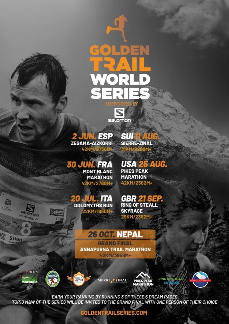 Las Golden Trail National Series comienzan en Portugal