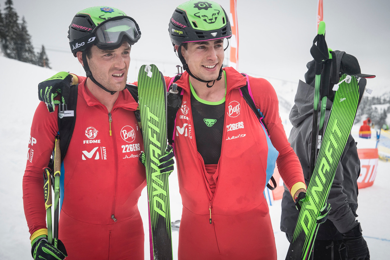 Nuestros esquiadores brillan en los Campeonatos del Mundo