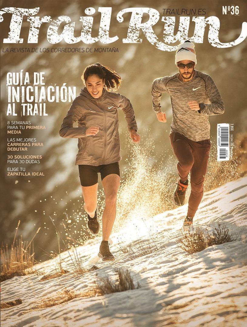 ¡Ya a la venta en quiosco Trail Run 36!