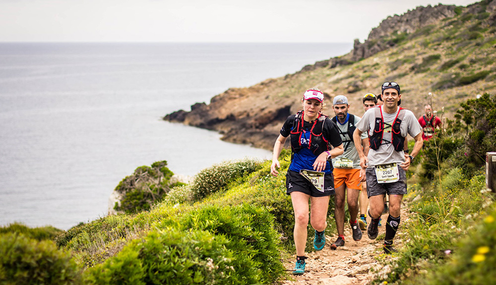 Vuelve Trail Menorca Camí de Cavalls con 1.800 participantes