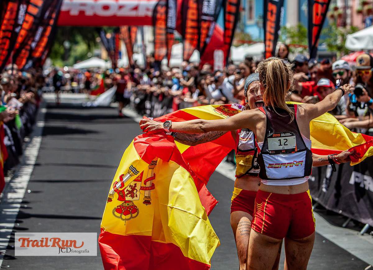 Sheila Avilés gana el bronce en el Campeonato del mundo de Trail