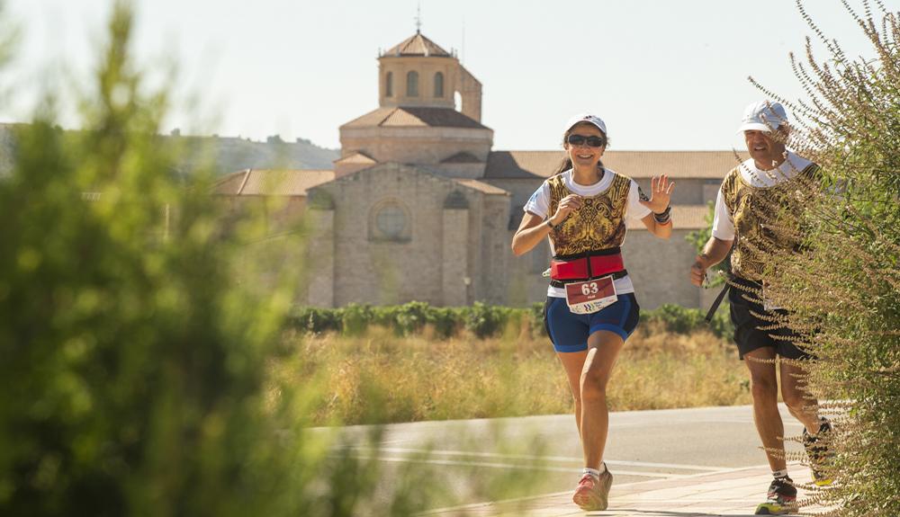 La prueba de Peñafiel se hermana con la Valtellina Wine Trail