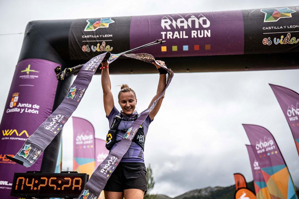 La edición más internacional de Riaño Trail Run