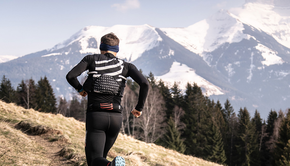 Compressport lanza su mochila transpirable y ultraligera