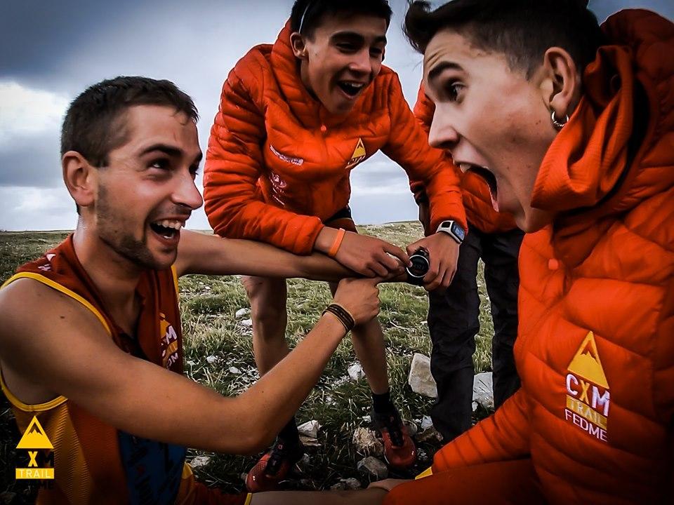 Dani Osanz consigue el título de Campeón del Mundo en KV