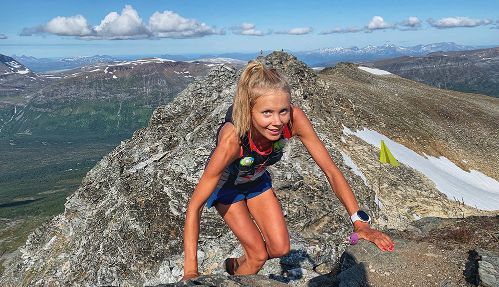 Jonathan Albon y Johanna Åström ganadores de Tromsø Skyrace 2019