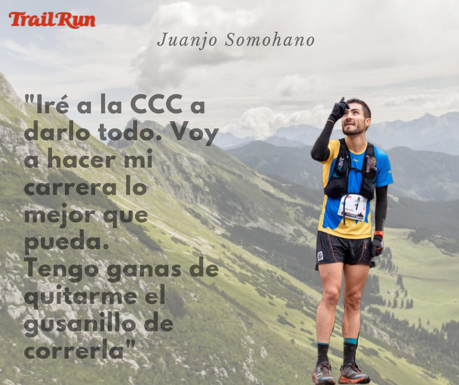 Entrevista a Juanjo Somohano antes de viajar a Chamonix