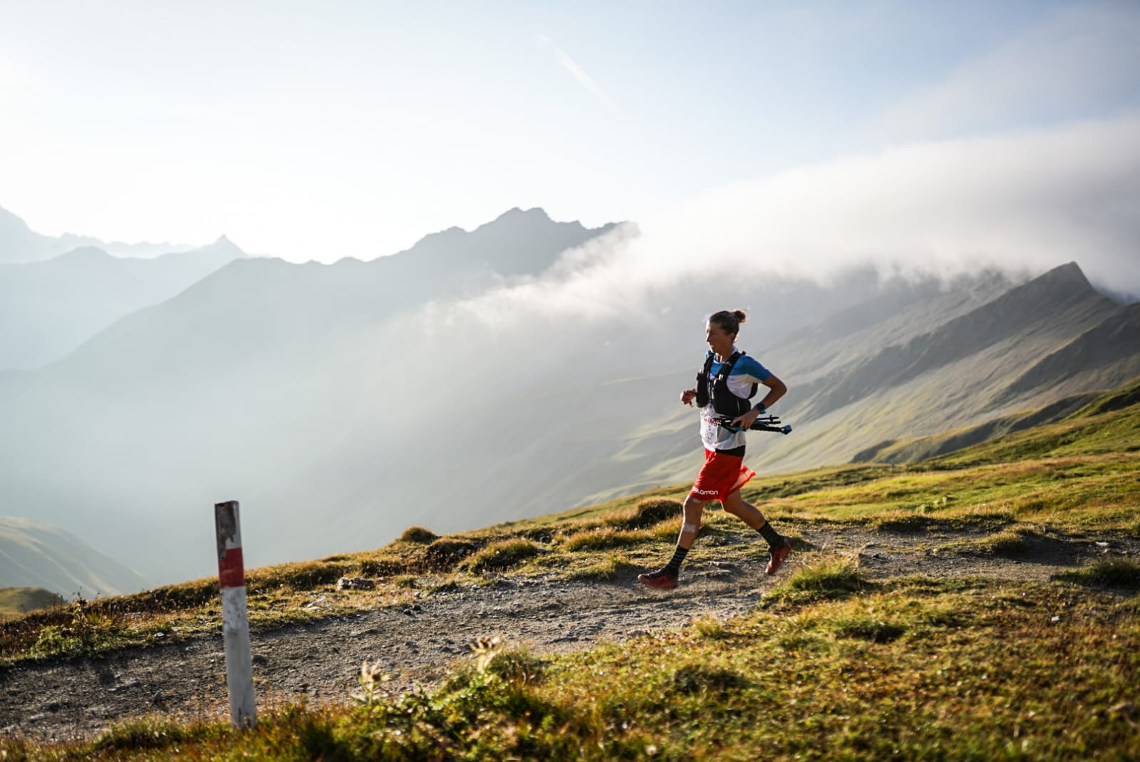 Courtney Dauwalter conquista la UTMB 2019