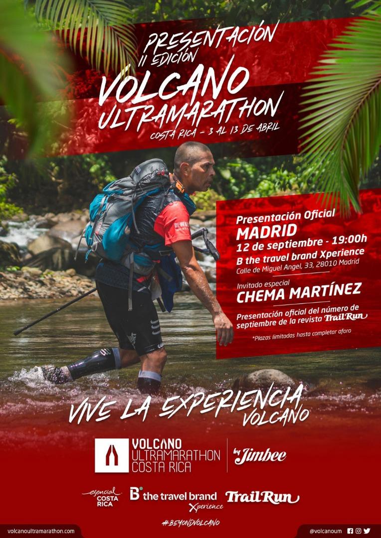 ¿Quieres conocer los detalles de Volcano Ultramarathon 2020?