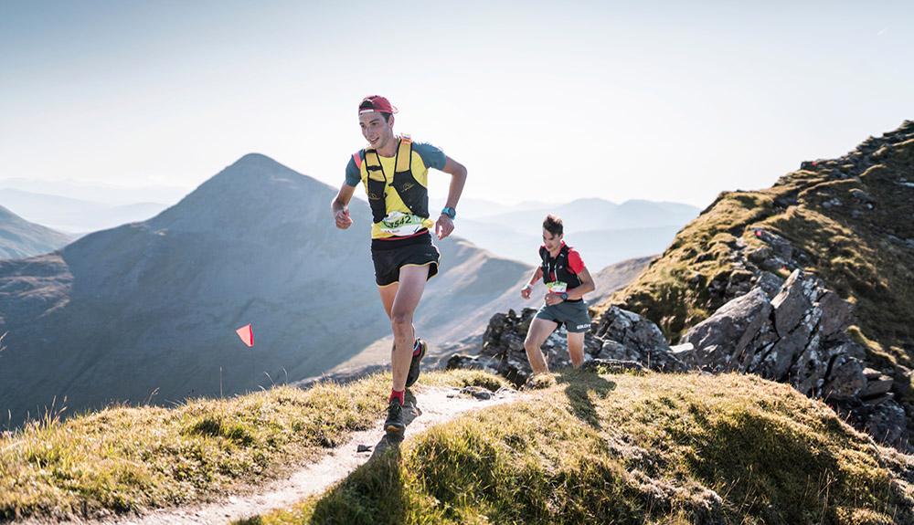 Judith Wyder y Nadir Maguet ganadores de Ring of Steall Skyrace 2019