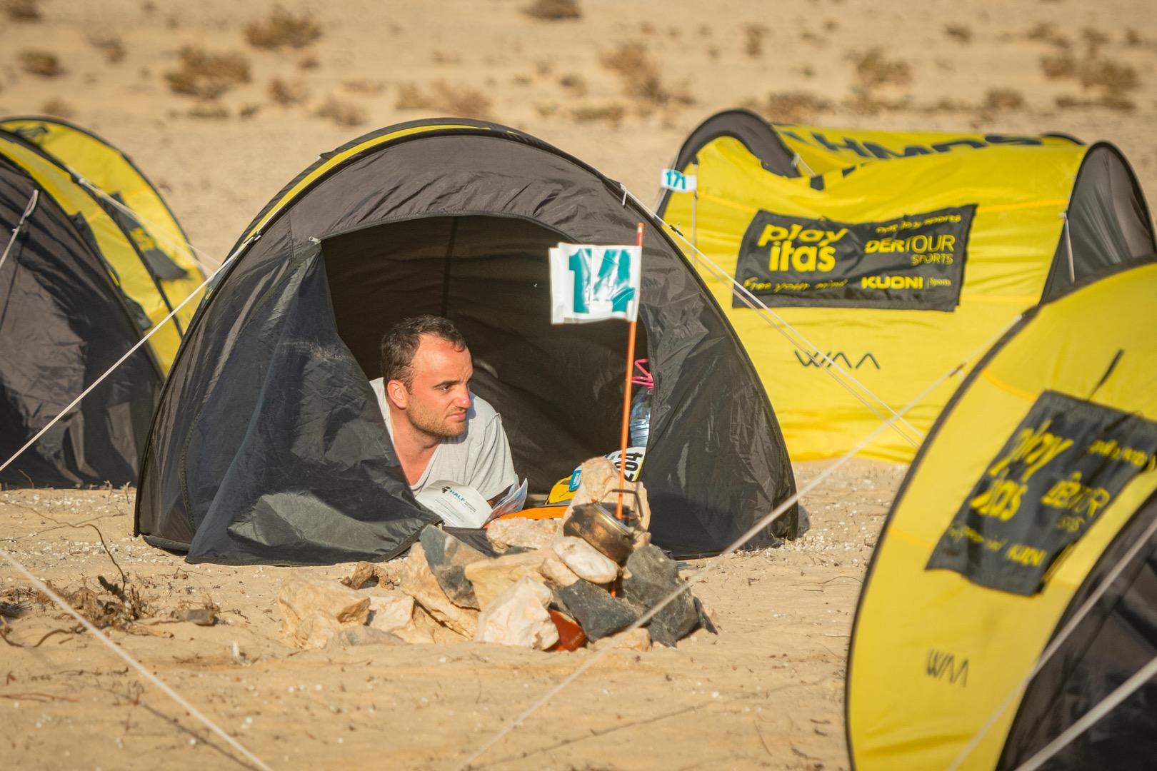 Tercera y última etapa  Half Marathon des Sables Fuerteventura