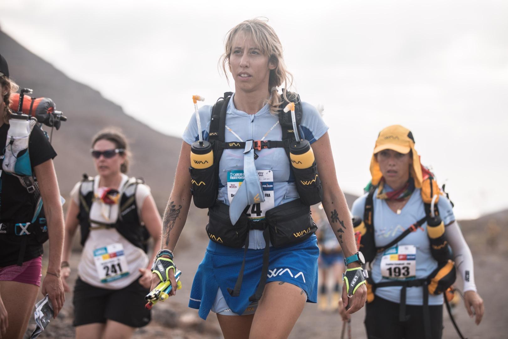 Crónica Etapa 3 Half Marathon des Sables Fuerteventura 2019