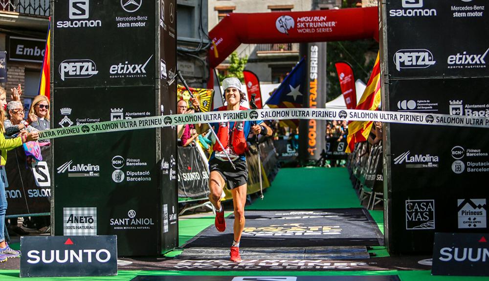 Jan Margarit y Aihona Sanz vencedores de la Sky Pirineu