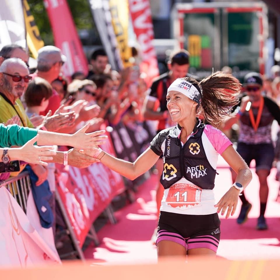 Gemma Arenas gana el Ultra Guara Somontano y se proclama campeona de la Spain Ultra Cup