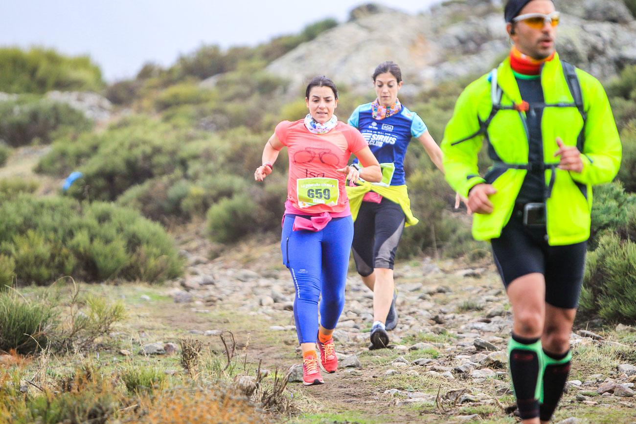 La Montaña Solidaria, última prueba de las Races Trail Running