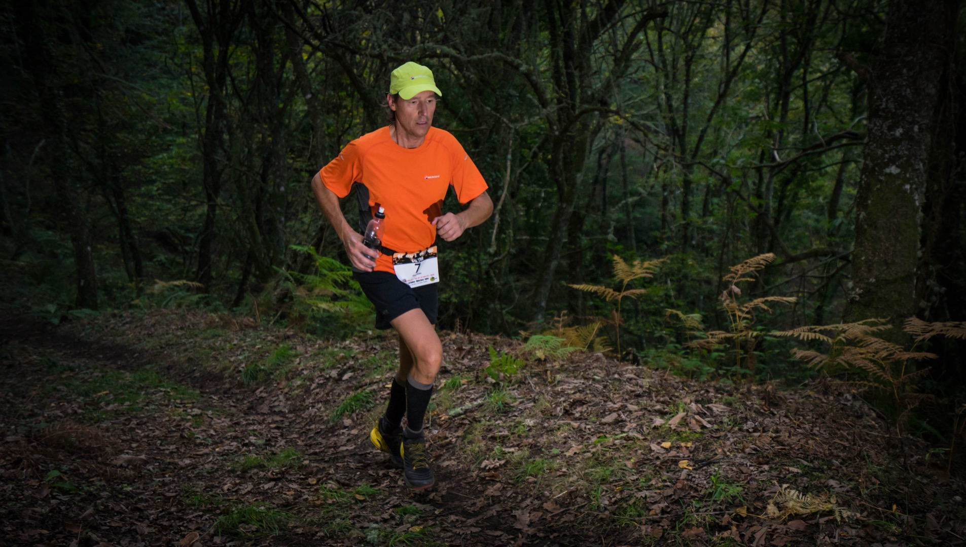 Simon Gfeller vencé en la Spain Backyard Ultra