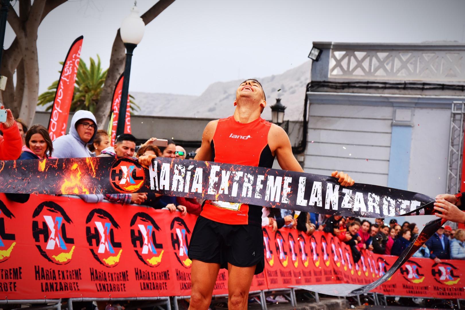 Cristofer Clemente gana la ultra de Haría Extreme Lanzarote y se hace con la Spain Ultra Cup XL