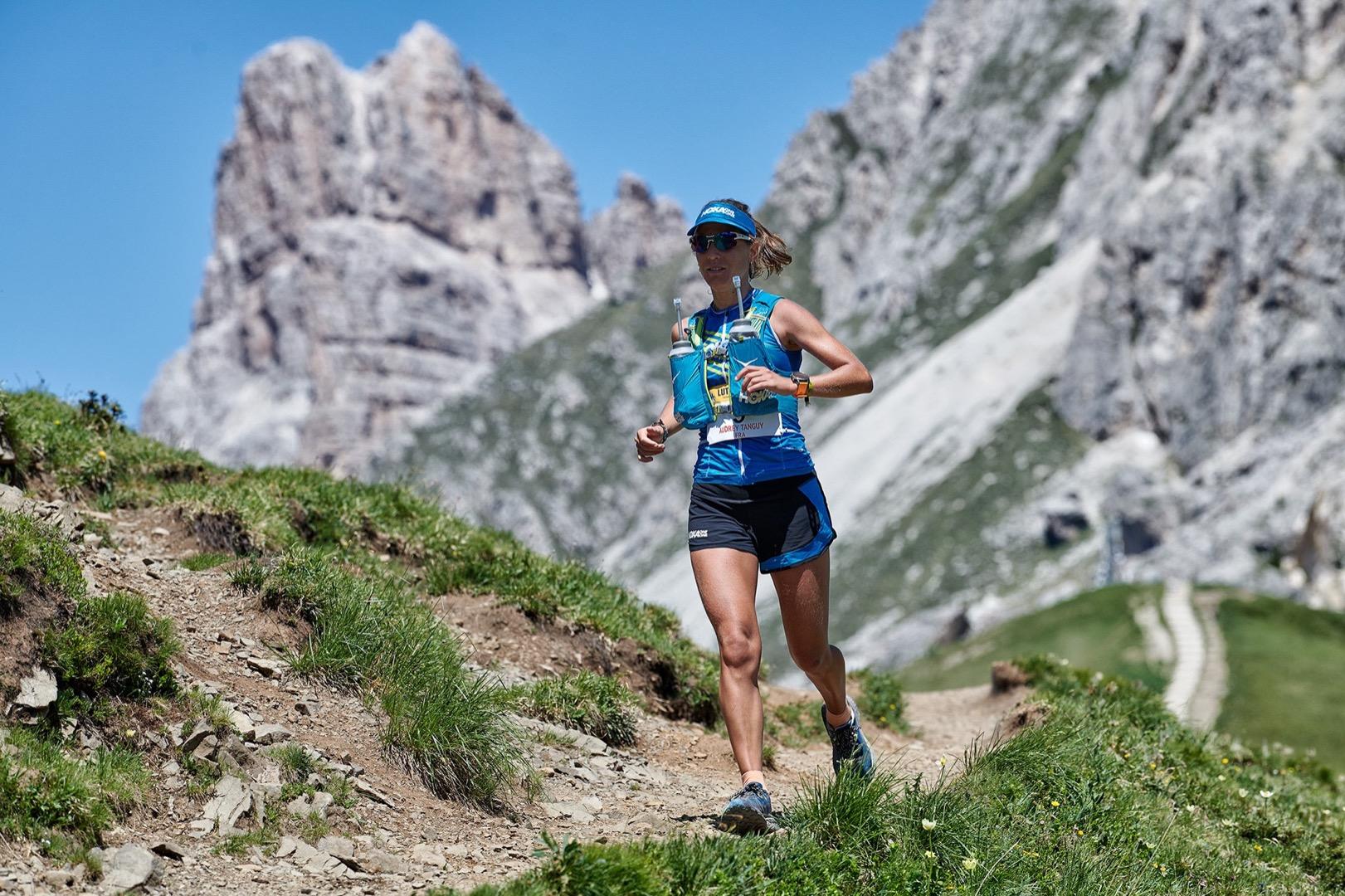 Penyagolosa Trails 2020 con acento femenino