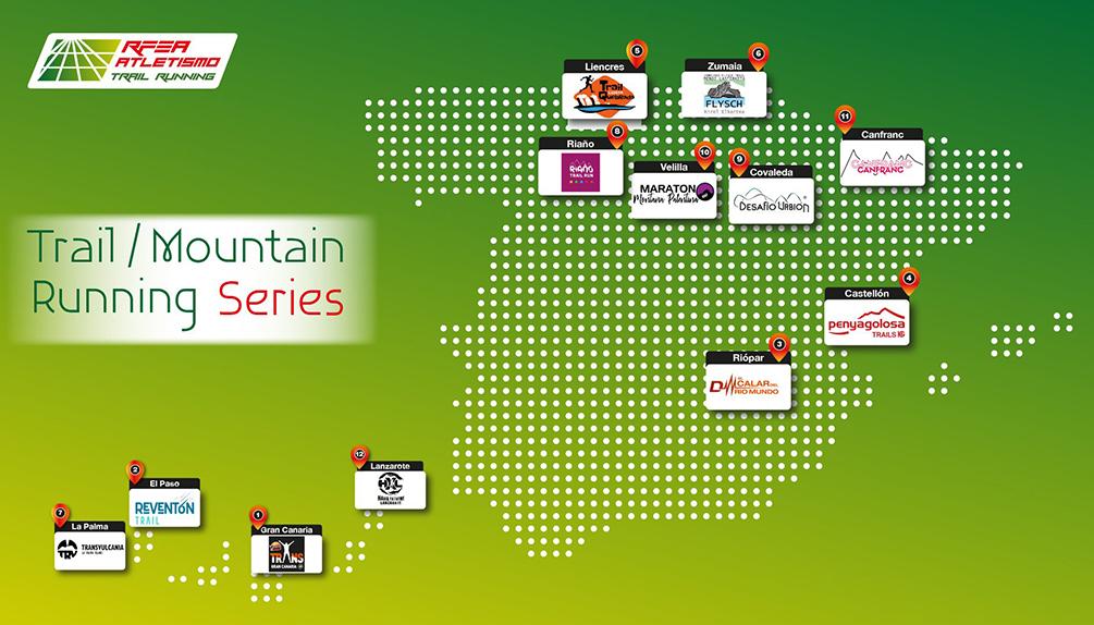 Trail Running Spanish Series, un nuevo circuito de la RFEA