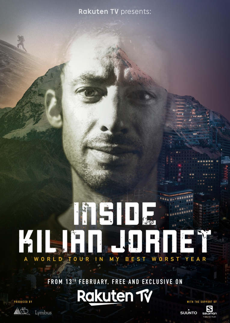 "Ya puedes ver gratis en Rakuten TV el documental ""Inside Kilian"