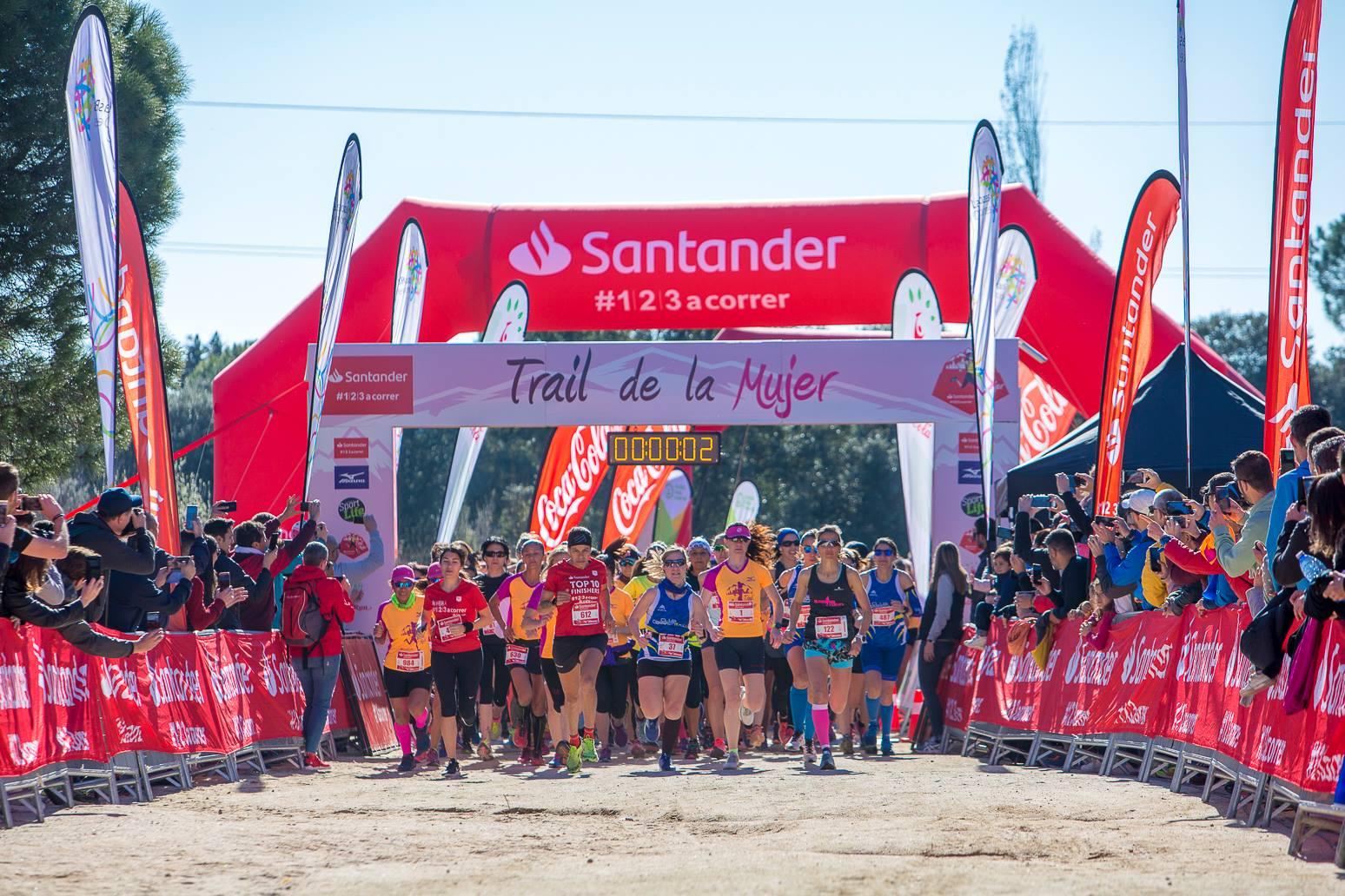 Cuenta atrás para el Trail de la Mujer de Madrid 2020