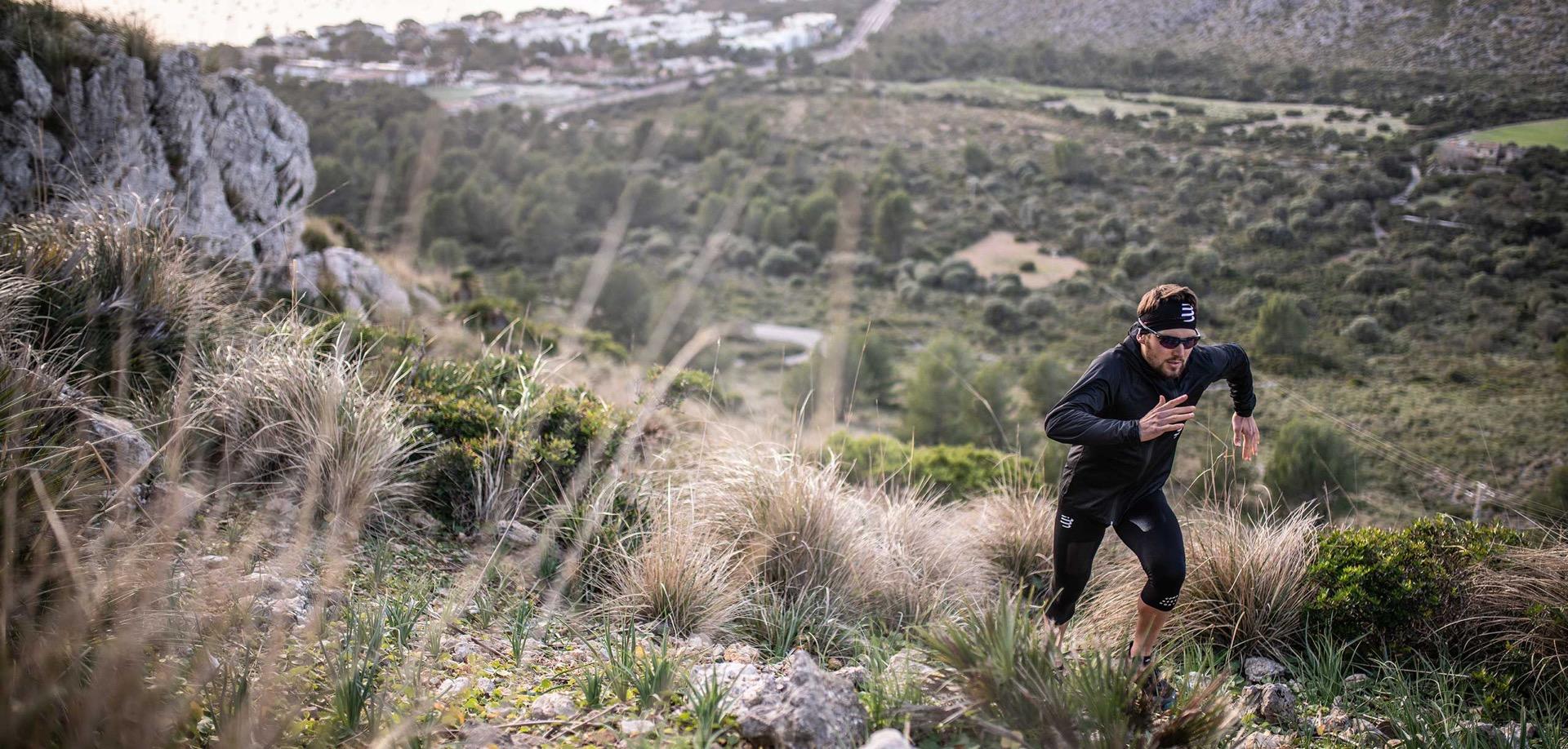 Compressport lanza novedades en sus prendas de trail running